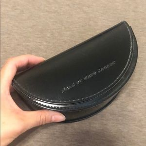 Marc Jacobs sunglasses / glasses case